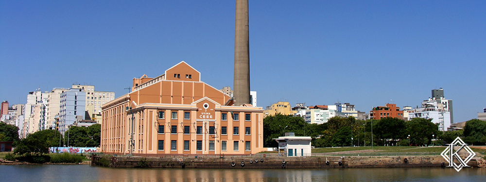 usina do Gasômetro de Porto Alegre