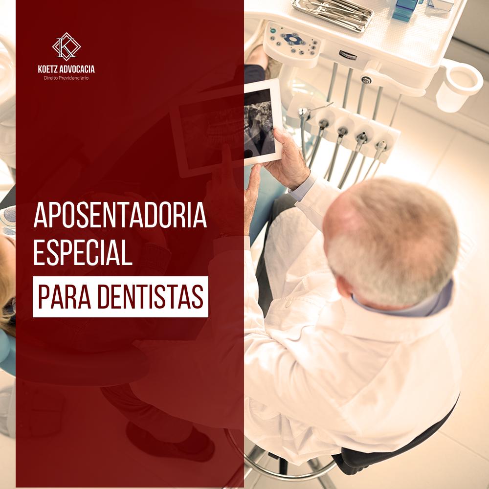 A imagem mostra um dentista trabalhando com aparelhos em seu consultório. A aposentadoria especial de dentista é um direito de tais profissionais, por isso escrevemos esse post esclarecendo alguns aspectos sobre o benefício.