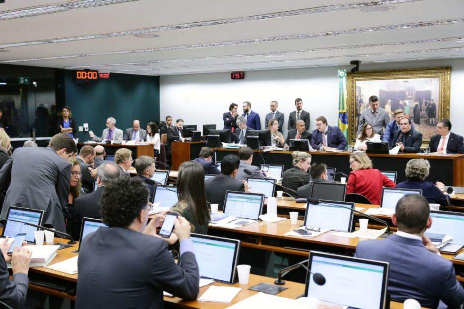 CCJ aprova a Reforma da Previdência