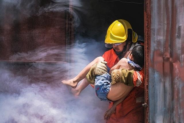 Aposentadoria de bombeiro