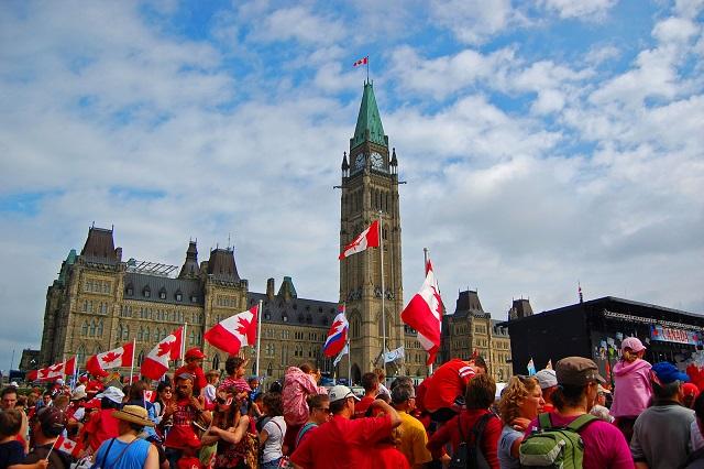 Canadá legalmente