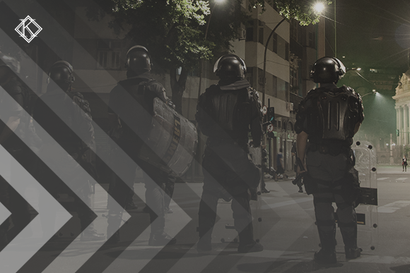 Imagem ilustrando a publicação sobre a Aposentadoria especial de policial com as novas regras, da Koetz Advocacia